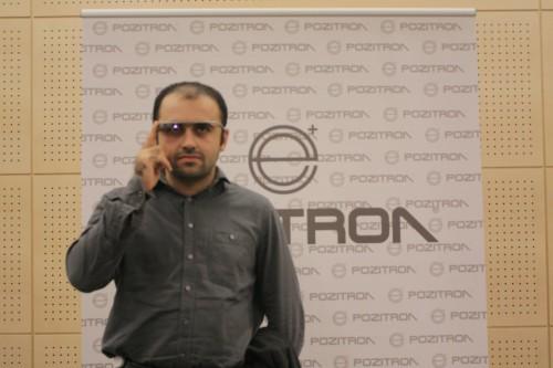 Google Glass deneyen masum mühendis